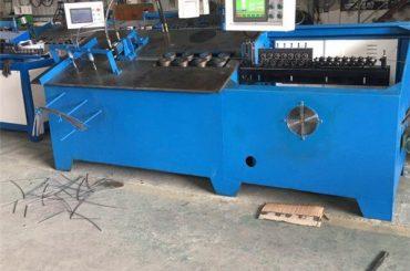 Máquina de doblado de alambre industrial 3D automaitc cnc