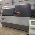 Fábrica de varilla de hierro cnc rebar automático estribo dobladora