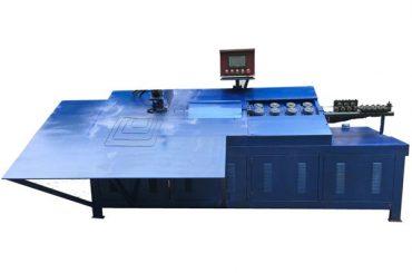 Control de cnc automático completo 2D alambre doblado precio de la máquina