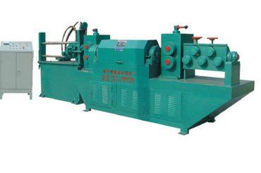 Máquina de corte alisado de alambre de 12-16mm