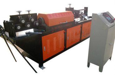 Máquina enderezadora y cortadora de varilla de alambre GT4-14