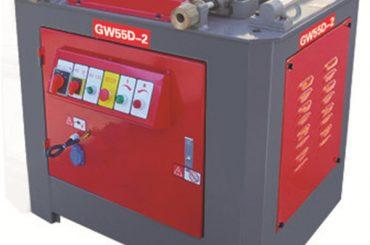 Precio automático del doblador del estribo del rebar de la venta caliente, dobladora del alambre de acero