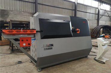 Dobladora de alambre de acero CNC automática hidráulica 2d