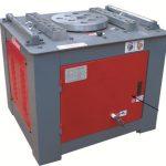 Máquina dobladora de tubos de acero inoxidable hidráulica, tubo cuadrado / dobladoras de tubos redondos en venta