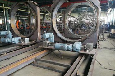 máquina de soldadura de jaula de barra de PC para hormigón prefabricado hilado pila