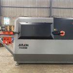 Máquina dobladora de estribo portátil cnc barra de acero redonda máquina de corte y doblado